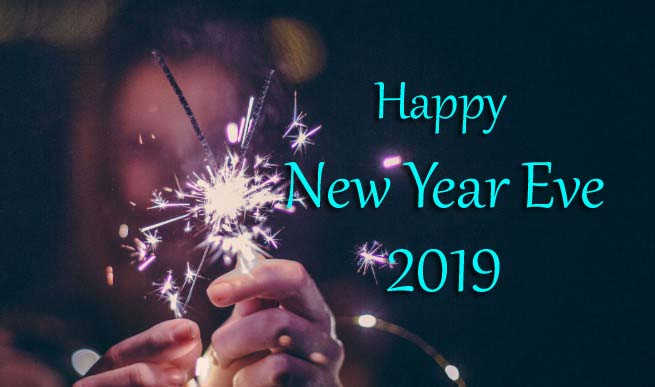 Happy New Year Eve 2019 Pictures