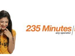 Banglalink 137 TK 235 Minutes Offer 2020