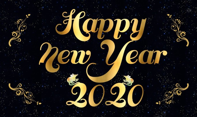 Happy New Year 2020 Pic