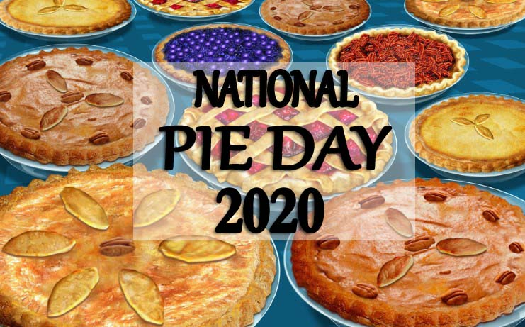 National Pie Day 2020