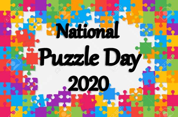 National Puzzle Day 2020