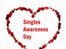 HAPPY SAD Singles Awareness Day 2020