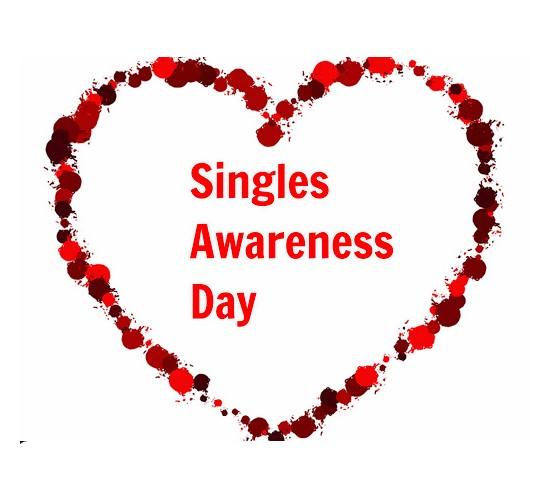 HAPPY SAD Singles Awareness Day 2020