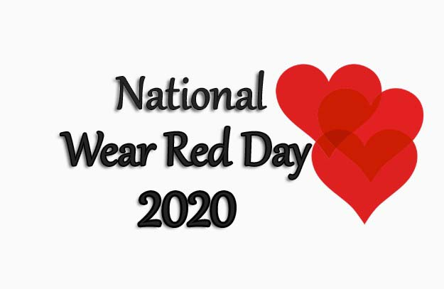 National Wear Red Day 2020