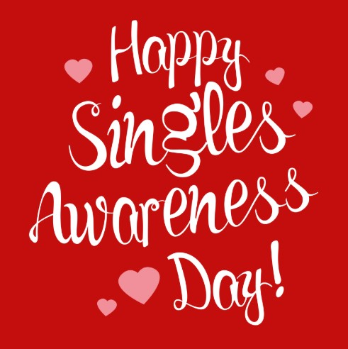 Singles Awareness Day 2020