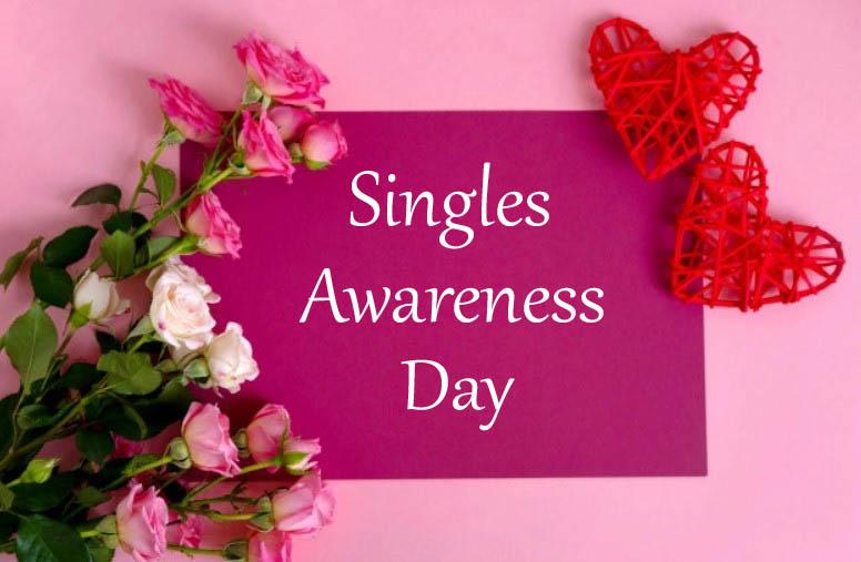 Singles Awareness Day