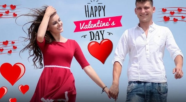 Valentine's Day – 14th February Happy Valentine's Day 2020