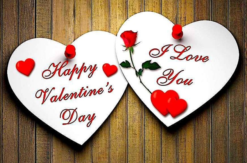 happy valentine's day 2020 images - i love you