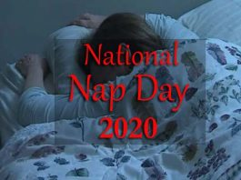 National Nap Day 2020