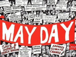 Happy May Day 2020