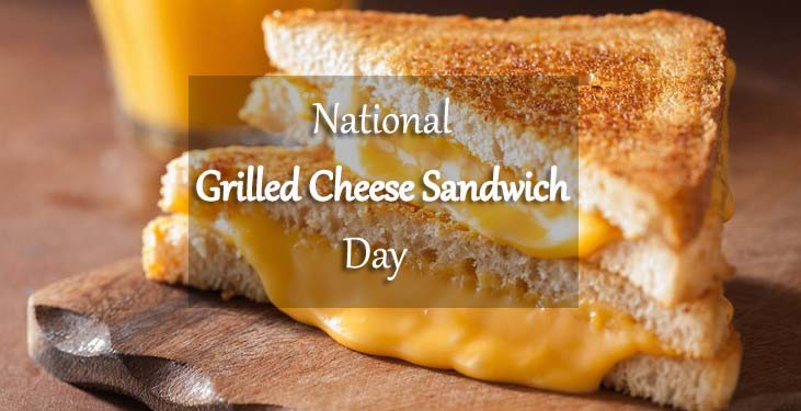 National Grilled Cheese Day 2020