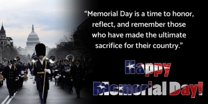 Memorial Day 2020 Wishes Quotes