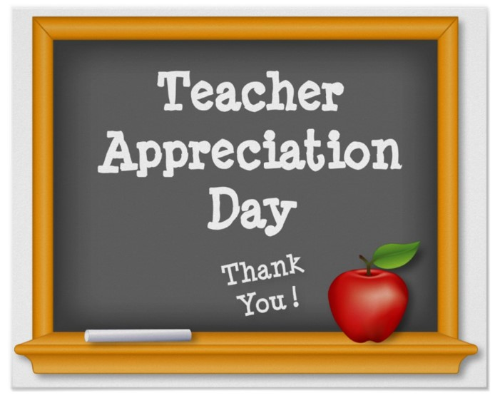 Teacher Appreciation Day 2020