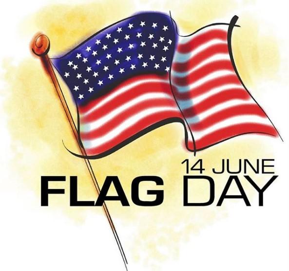 14 June Flag Day 2020