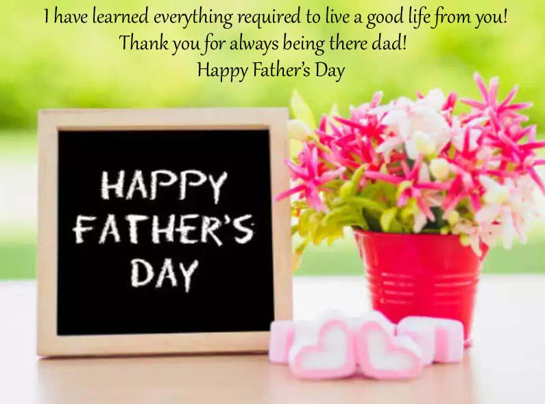 Fathers Day 2020 Wishes Images