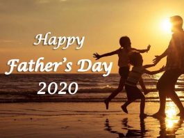 Fathers Day - Happy Father's Day 2020