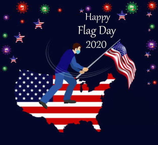 Flag Day 2020, Happy Flag Day 2020, National Flag Day