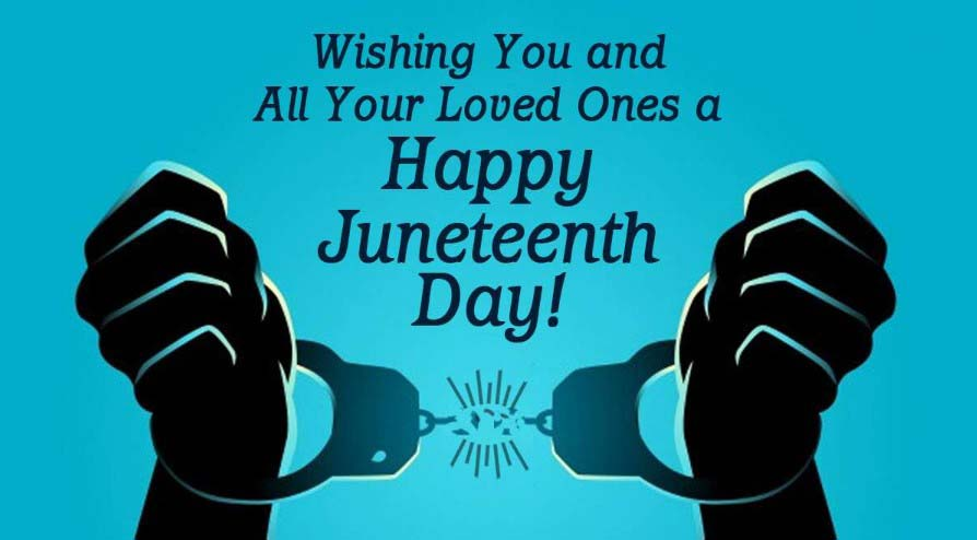 Juneteenth 2020 Wishes Images