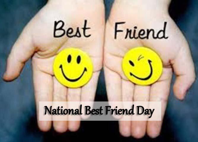 National Best Friend Day 2020