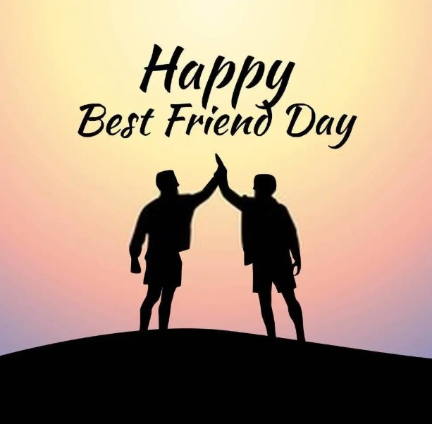 National Best Friend Day 2020 Images