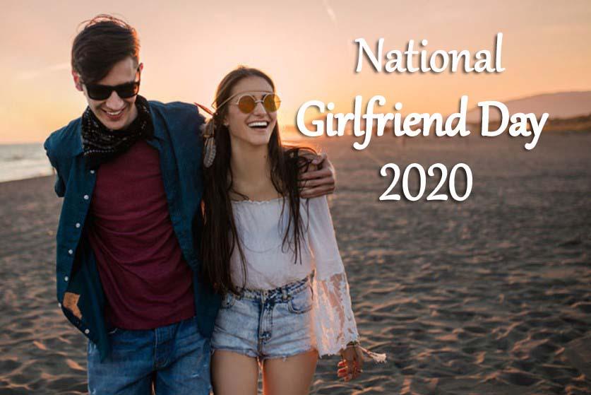 Happy Girlfriend Day 2020