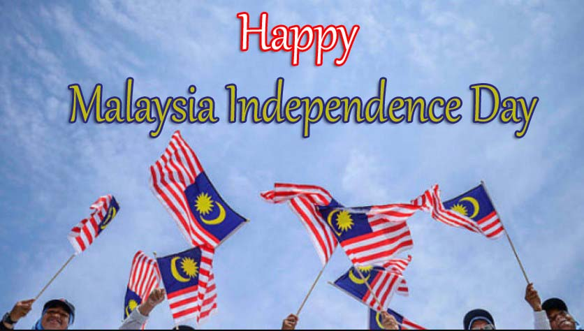 Happy Malaysia Independence Day 2020