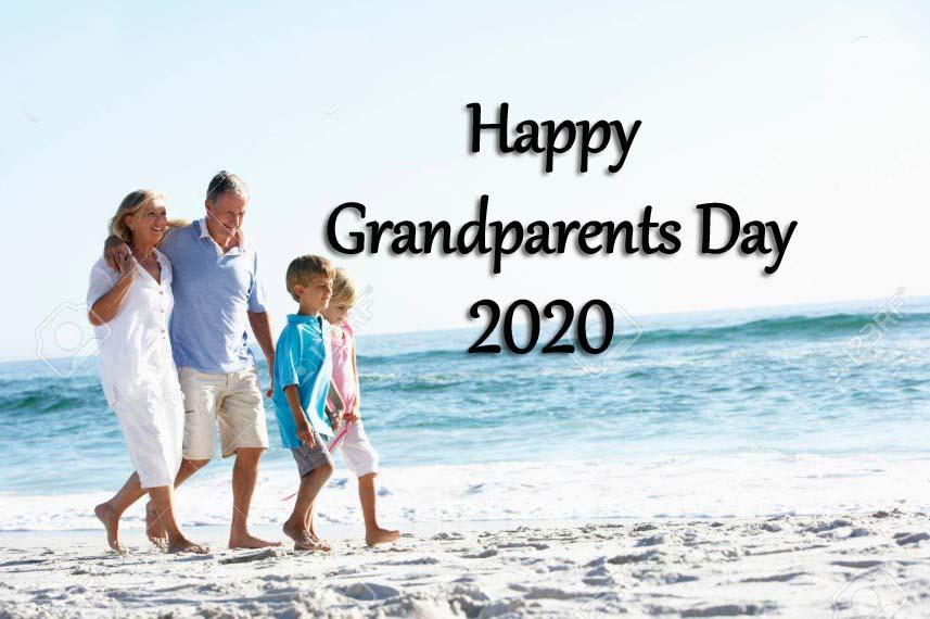 13 september Happy Grandparents Day 2020