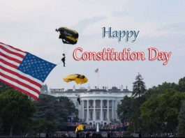 Constitution Day in United States - Happy Constitution Day