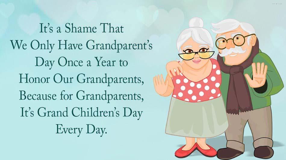 Happy Grandparents Day 2020 Quotes