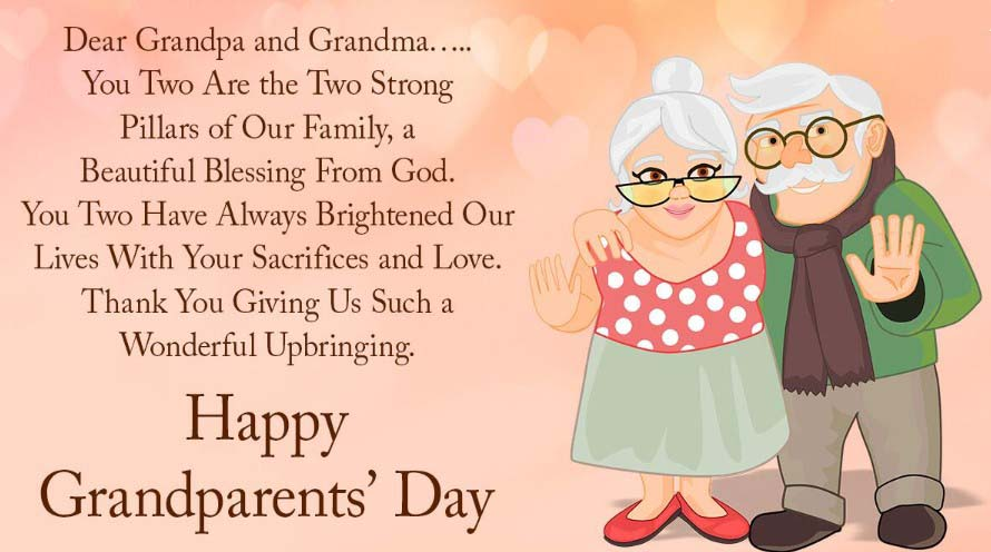 Happy Grandparents Day 2020 Wishes