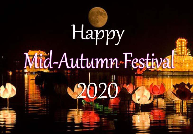 Mid Autumn Festival 2020