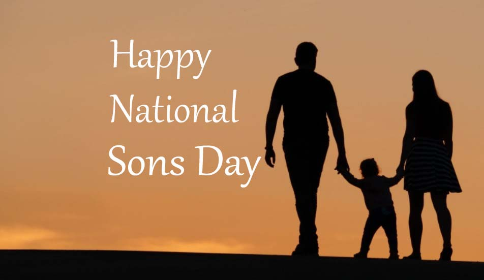National Sons Day Pics