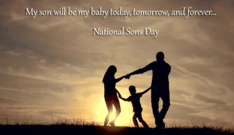 National Sons Day 2021 Quotes Messages