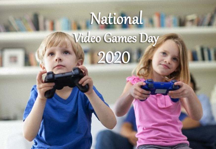 National Video Games Day