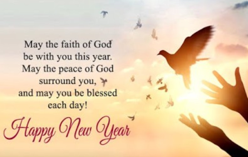 Happy New Year Sayings 2021