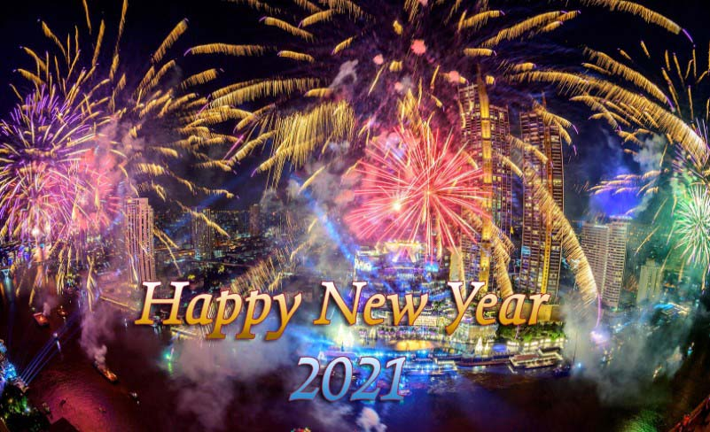 Happy New Year 2021 Messages, Images, Wishes, Pictures, Greetings, Pics, Sayings, Status