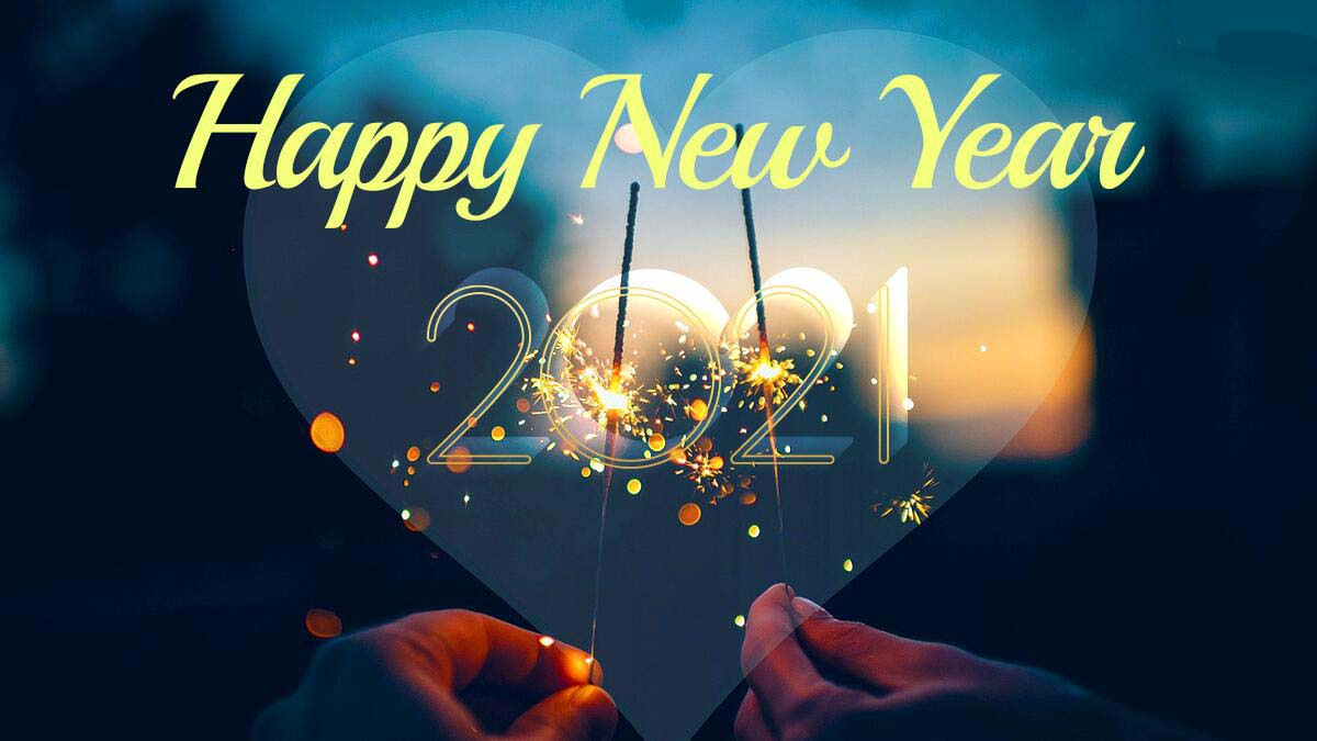 Happy New Year 2021 Wishes, Quotes, Messages, Greetings, Sayings, Text SMS