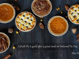 National Pie Day Quotes