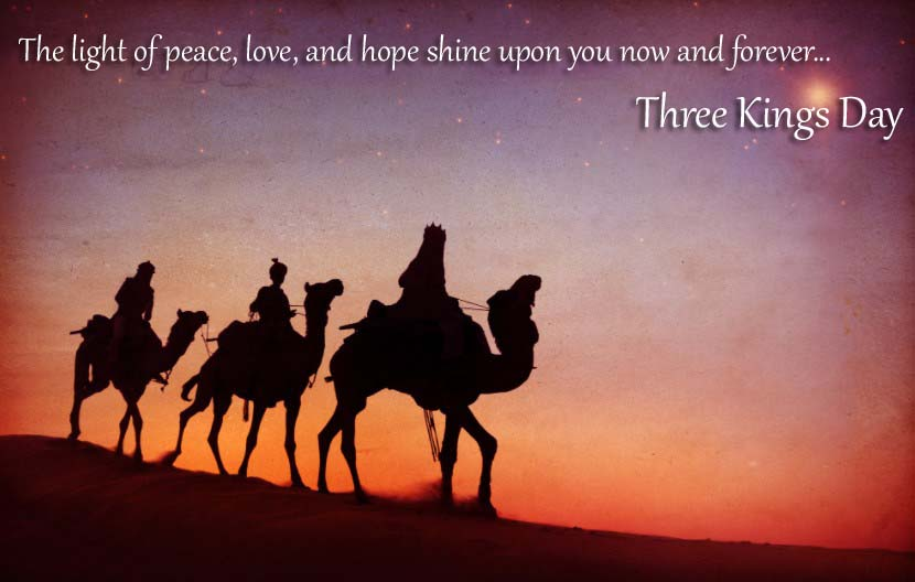 Three Kings Day Quotes