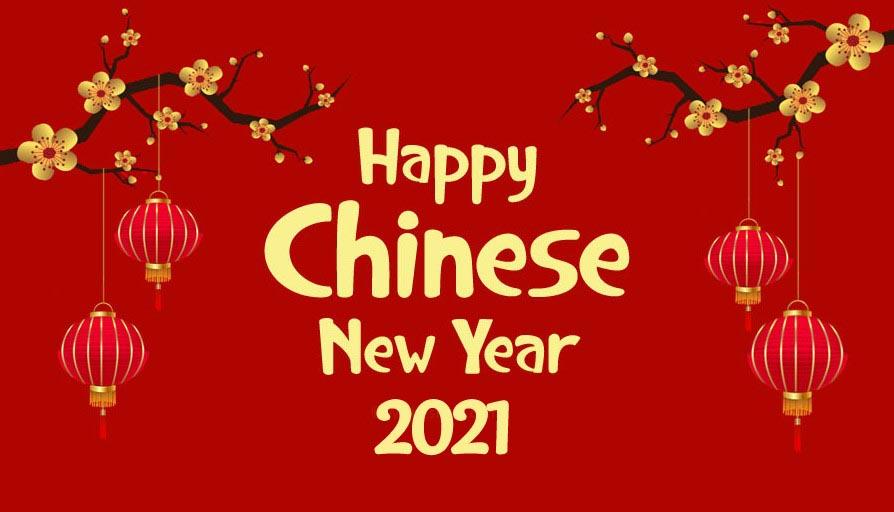 Happy Chinese New Year 2021 Photo