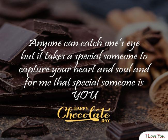 Happy Chocolate Day 2021 Messages with wishes quotes