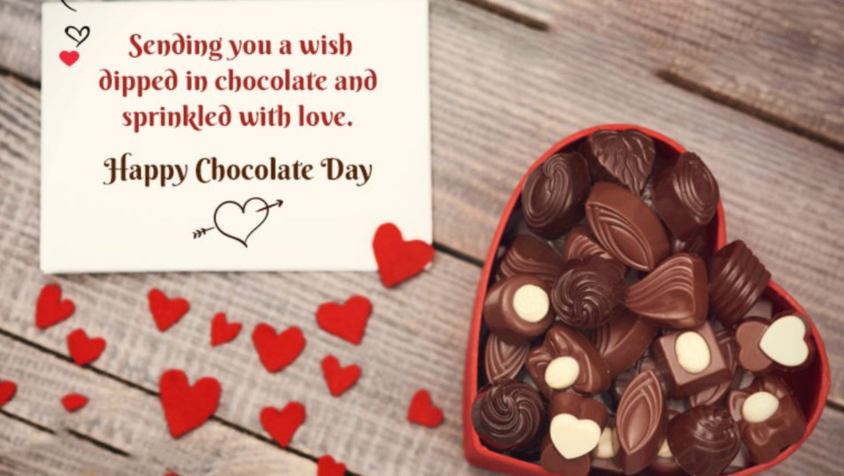 Happy Chocolate Day 2021 Wishes, Messages, Quotes, SMS, Sayings, Status