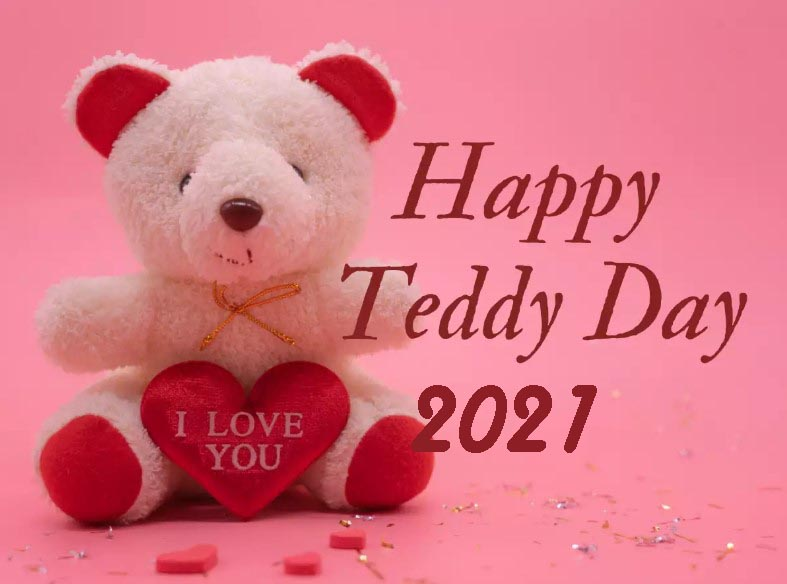 Happy Teddy Day 2021