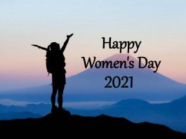 Happy International Women's Day 2021