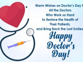 National Doctors' Day Messages