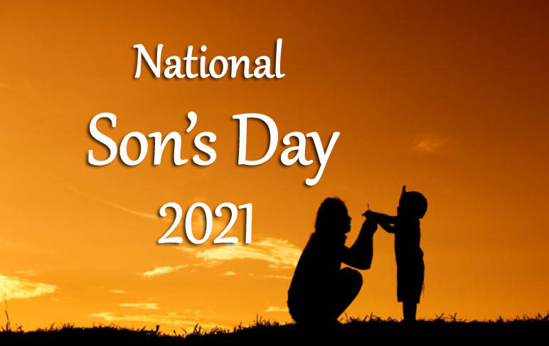 National Son's Day 2021