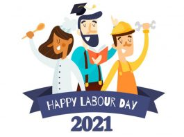 Happy Labor Day 2021