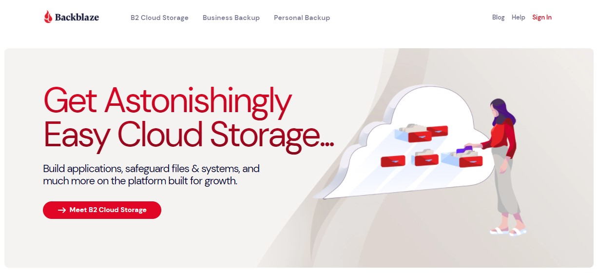 Why Using Backblaze Online Data Backup is Beneficial?