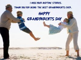 National Grandparents Day